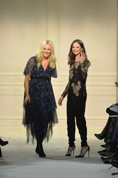 Marchesa Fall 2015 RTW Runway – Vogue #FashionIcons <3