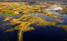 Utena County Lithuania  #landscape #utena #county #lithuania