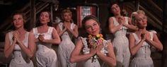 June Bride, Seven Brides for Seven Brothers (1954)