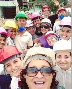 Kingdom Hall build in Salete Brazil. Photo shared by @mayycar