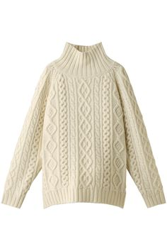 Knitwear Fashion, Knit Fashion, Womens Fashion, Swedish Fashion, Hand Knitted Sweaters, Cable Knit Sweaters, Aesthetic Clothes, Hand Knitting, Knit Crochet