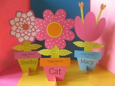 Spring- Craft- Ideas – Easy & Fun -Spring- Crafts- and- Projects_29