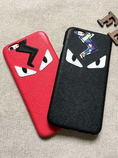 アイフォンケースフェンディ革製質感ハードケースFENDIブランドiphone6s/7携帯カバーカップル向け