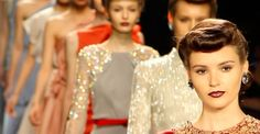 """This is """"Jenny Packham backstage Jenny Packham, Backstage, Sequin Skirt, Sequins, Nyc, Studio, Videos, Skirts, People"""