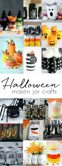 Halloween Crafts wit