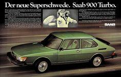 Saab 900 I (1978) Turbo: Der neue Superschwede (mit Björn Borg)