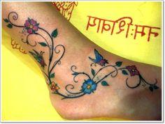 Tatuajes Para El Tobillo 15