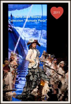 """Maria José Suárez en colección """"La mar de Perlas"""" 2010"""