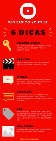 Social Marketing, Inbound Marketing, Internet Marketing, Digital Marketing, Marketing Software, Youtube Hacks, Vídeos Youtube, Seo On Page, Youtube Advertising