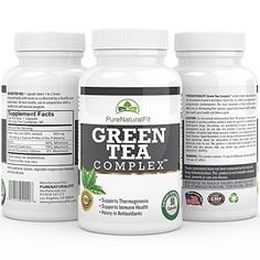 Best Green Tea Extract Supplement - Green Tea Complex - Weight Loss and Fat Burner Pills - EGCG Antioxidants for Men and Women -- Unbelievable item right here! Healthy Food To Lose Weight, Diet Plans To Lose Weight, How To Lose Weight Fast, Green Tea Pills, Fat Burner Supplements, Protein Supplements, Acupuncture For Weight Loss, Weight Loss Tablets, Best Green Tea