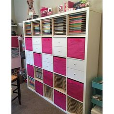 Check out these new sizes of IKEA® Kallax shelving! The possibilities are…