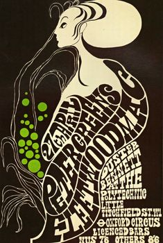 ☮ American Hippie Psychedelic Music Poster ~ Fleetwood Mac
