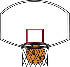 1000 images about march library displays on pinterest basketball goal clipart free basketball goal clipart free