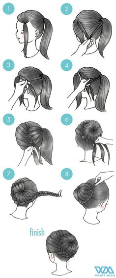 FACTS 10 Easy and Stylish Hairstyle Hacks
