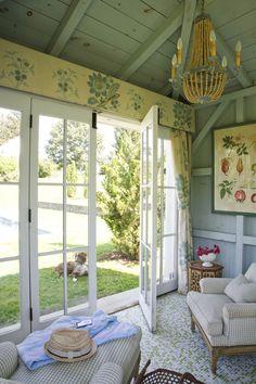 See more of Sheila Bridges Design, Inc's Hudson Valley Cottage on 1stdibs