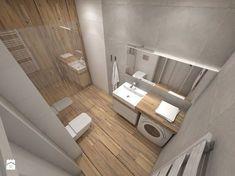 Nowoczesna łazienka Kraków - zdjęcie od MAX-FLIZ Salony wyposażenia wnętrz