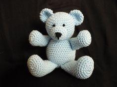 Bear in a Jif: free pattern