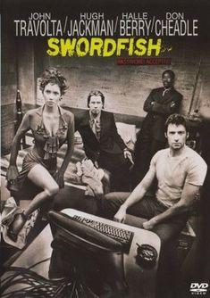 Swordfish (2001) movie #poster, #tshirt, #mousepad, #movieposters2
