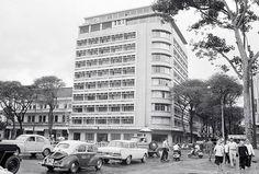 SAIGON 1966 - Caravelle Hotel, 50 năm trước đây
