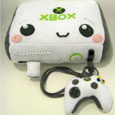 Kawaii Plushies | TorontoJack | Cute Xbox 360 plushie.