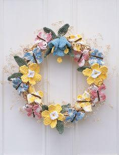 Yarnspirations.com+-+Lily+Celebrate+Spring+-+Patterns++|+Yarnspirations - FREE PATTERN