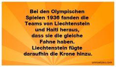Bei den olympischen Spielen 1936..