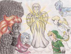 The Legend Of Zelda - Skyward Sword by samothmcknight.deviantart.com on @DeviantArt