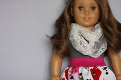 American Girl Doll Outfit By Emily's Kloset for $26.00.