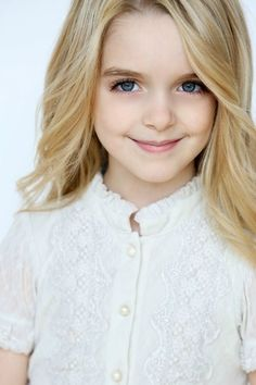 McKenna Grace (Goodbye World) is a Chambie Award Nominee for Best Actress in a Film.