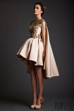 Krikor Jabotian Spring-summer 2014 - Couture - http://www.flip-zone.net/fashion/couture-1/independant-designers/krikor-jabotian-4681