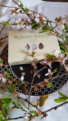 Almond Sweets - stylish pack for traditional Amygdalota - photo by Tassia Deligianni