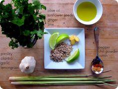 Lemongrass Pesto