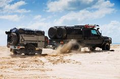 Tough As Nails: Australian Overland Trailer Finally Hits US Market Work Trailer, Off Road Trailer, Off Road Camper, 4x4 Off Road, Truck Camper, 4x4 Accessories, Overland Trailer, Automotive Engineering, Tough As Nails