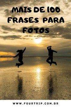 As melhores frases e reflexões postar fotos na redes sociais. #frasesparafotos