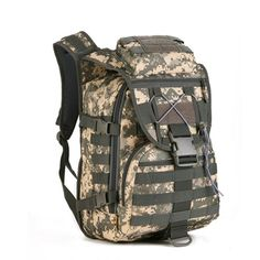 c4ddd16fdb87 40 L Tactical Military Backpack Protector Plus