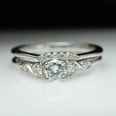 151 Best Ringe Images On Pinterest In 2018 Jewelry Wedding Band