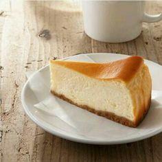 スタバのチーズケーキ