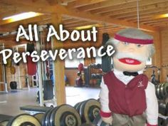 ▶ All About Perseverance- Mr. Stanley tells stories about sticking with it and having perseverance - YouTube