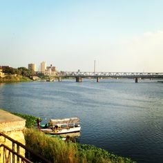 Cairo View ! What A Wonderful  And Relaxing Place !!