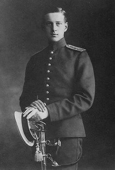 His Imperial Highness Grand Duke Dmitri Pavlovich of Russia (1891-1941). Lover of Chanel (and, it seems, Consuelo, Duchess of Marlborough). The man who most likely shot Rasputin. KA