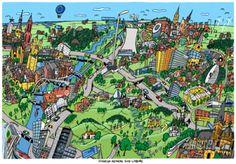 stedelijke regio - Google zoeken