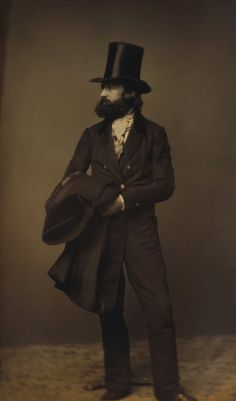 Daguerreotype of artist William Mount looking very dapper c1855, and very #hipster by modern standards.