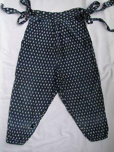 antique Japanese monpe farming pants    http://www.picturetrail.com/1800primitives