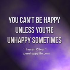 #quote - You cant be happy...more on purehappylife.com