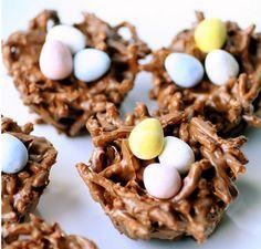 Mini Cadbury Nests