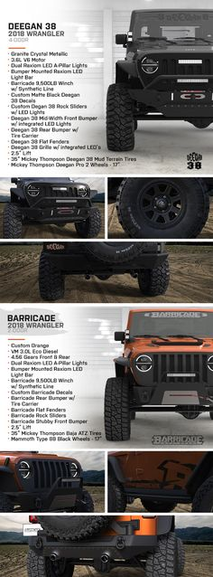 Win Two 2018 JL Wranglers l ExtremeTerrain l Free Shipping