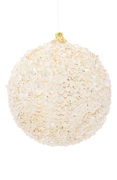 Melrose Gifts Beaded Ball Ornament available at #Nordstrom $7.20 (was $12.)