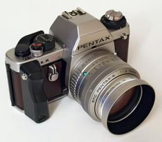 Pentax LX... A Great 35mm Analog SLR wiith equally awesome Pentax Lens System. This Camera body was part of my learning and shooting photo gear arsenal...