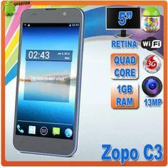 Zopo C3  Versión mejorada del C2