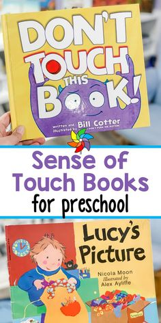 Books about sense of touch